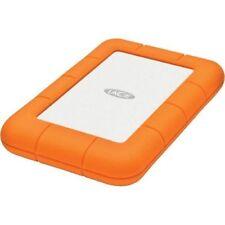LaCie Rugged Mini 301558 1 TB External Hard Drive - Orange - USB 3.0 - 5400 rpm