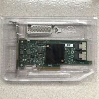 HP H220 6Gbps SAS PCI-E 3.0 HBA LSI 9205-8i P15 IT Mode  From US Ship