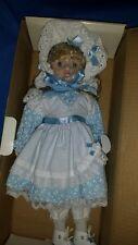 Princess house collector doll Krystal Nib