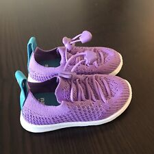 Native Shoes Size C6  Purple Toddler Baby Girls Shoes