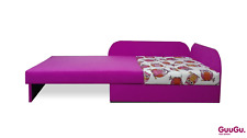 Kids' Sofa Bed for girls with storage and easily transforms to bed. Good quality