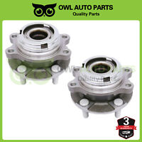 2 Front Wheel bearing Hub for 2003 2004 2005 2006 2007 Nissan Murano Quest 3.5L