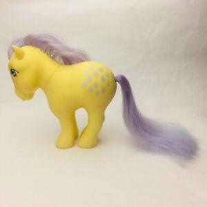 LEMON DROP Vintage My Little Pony MLP Boy G1 1982