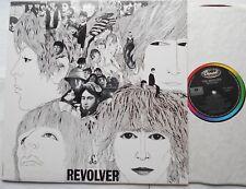 THE BEATLES Revolver VG+ / Ex to NM- CANADA CAPITOL Parlophone '80s CLJ-46441 LP