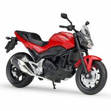 Welly 1:18 2018 HONDA NC750S Motorcycle Bike Model Toy New In Box