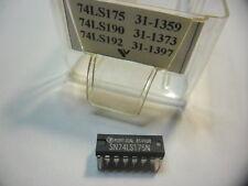 Texas Instrument TI PORTUGAL 8549BR SN74LS175N (1pcs) - NEUF Old stock