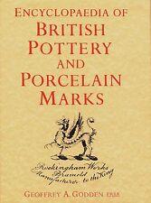 Antique British Pottery Porcelain - 4,000+ Makers Marks Signatures Dates / Book