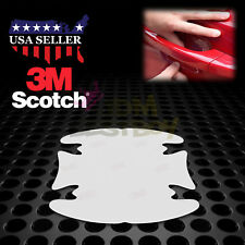 1x 3M Scotchguard Clear Paint Scratch Protector Door Handle Cup Film Sticker Bra