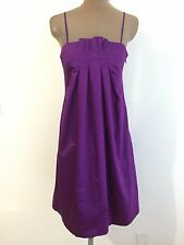 French Connection Sleeveless Dress Purple Size 0