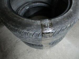2 Sommerreifen Reifen Fulda 255/45R18 DOT 2912 5mm