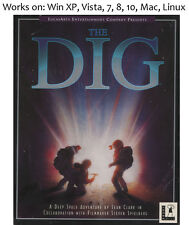 The Dig PC Mac Linux Game