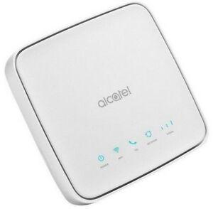 Alcatel LinkHub Cat 4 | HH41 4G LTE (GSM UNLOCKED) Phone Hotspot WiFi Router