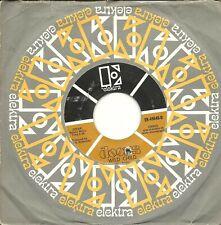 "The Doors-Touch Me/Wild Child-45 RPM-7""-single-rock-vinyl-record-1968-Elektra"