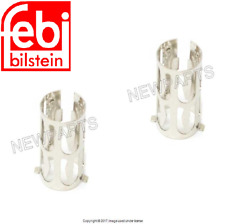 For Audi V8 Quattro S4 Coupe A8 A6 VW Passat 2x Clamping Sleeve For ABS Sensor
