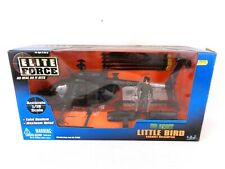 BBI Elite Force 1/18 US Army Little Bird Assault Helicopter Boxed Unused Rare
