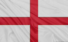 5ft x 3ft ST GEORGE ENGLAND NATIONAL FLAG DECOR WITH EYELETS FAN SUPPORTERS TEAM