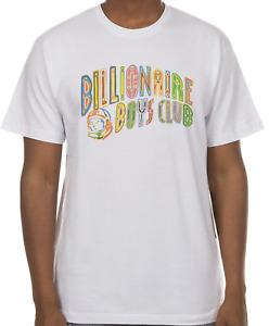 BILLIONAIRE BOYS CLUB Recovery Tee white