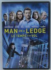 Man of a ledge - DVD - Sam Worthington, Elizabeth Banks, Ed Harris