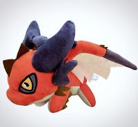 Capcom Monster Hunter World MHW Safi'jiiva Stuffed Plush Doll Toy Japan Ver