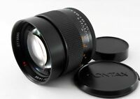Contax Carl Zeiss Planar T* 85mm F/1.4 MMJ Lens For C/Y Mount From Japan #2489
