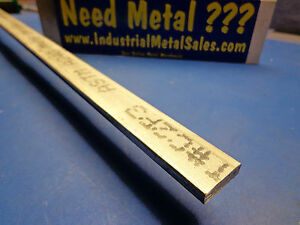 """1/4"""" x 1"""" x 60""""-Long 304 L Stainless Steel Flat Bar -->304 Stainless .250"""" x 1"""""""