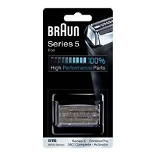 GENUINE BRAUN 8000 ACTIVATOR FOIL + CUTTER 51S, SEALED, NEW AND UK STOCK!