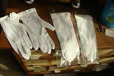 lot 3 paire de gant gants mariage cérémonie mariage communion vintage t 7 blanc