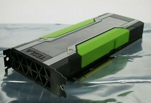 Nvidia Tesla M60 16G Dual GPU GDDR5 PCIE GPU Accelerator Fujitsu S26361-D3000-V6