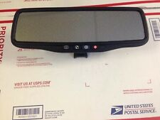 GM CHEVROLET BUICK Rear View Mirror w/Onstar Auto Dim Backup Camera 2009-2014 *