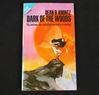 Ace Double Dean R. Koontz Soft Come The Dragons book Dark Of The Woods 13796