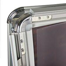 Snap A-Frame, Portable Sandwich Sign Holder, Sidewalk Frame