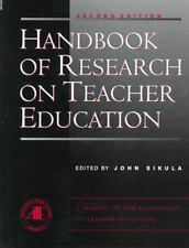 Handbook of Research on Teacher Education: A Project of the-ExLibrary