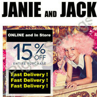 ✔️ Janie and Jack 15% off Coupon Code Promo - Exp 09/13/20 **Instant Delivery**