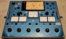NEUBERGER RPM375 RPM-375 VACUUM TUBE TESTER + CARDS/MANUAL - PRISTINE - THE BEST