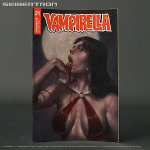 VAMPIRELLA #21 Cvr A Dynamite Comics 2021 MAR210744 21A (CA) Parrillo