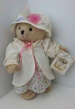 Hallmark 2003 Mary Mary Bearworthy Plush Tags Dressed