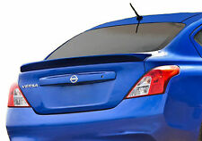 SPOILER FOR A NISSAN VERSA 4-DOOR FACTORY STYLE SPOILER 2012-2015