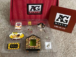 American Girl AG Minis Mini Callie The Cat Accessory Set Retired New