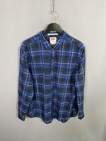 LEVI'S Shirt - Size XXL - Slim Fit - Check - Great Condition - Men's