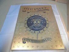 ONE PIECE Episode 1 Manuscript Box Romance Dawn Art Book Used Japan F/S
