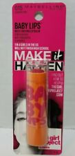 Maybelline Baby Lips Moisturizing Lip Balm 015 Cherry Me 8 Hour Moisture