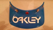 NOS Vintage BMX helmet visor Electro KRW Bell Race Inc SE Racing Cook PK Oakley
