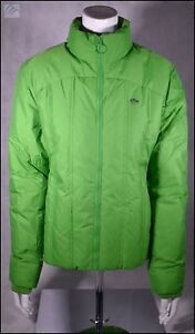 LACOSTE DOWN INSULATED WINTER SNOW JACKET WOMENS US 8 EU 40