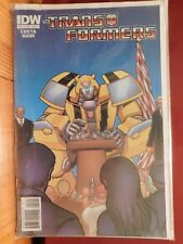 TRANSFORMERS, 2009, ISSUE #12 COVER A. NEAR MINT, IDW, COSTA GUIDI