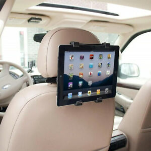 """Universal Holder Mount For All Tablet & iPad (7"""" TO 11"""") Car Back Seat Headrest"""