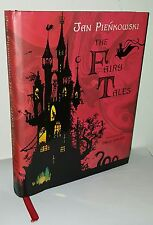 The Fairy Tales by Jan Pienkowski, Puffin 2005, 1st Edition 1st Printing HB FINE