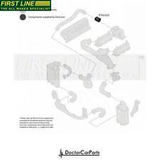 Turbo Hose Pipe Centre/Rear/Upper for AUDI ALLROAD 2.5 00-05 C5 AKE BCZ TDI FL