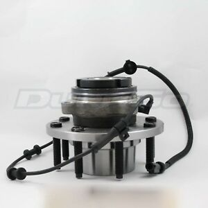 Wheel Bearing and Hub Assembly Front IAP Dura 295-15020