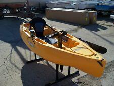 Used 2014 Kayak Hobie Mirage Sport Papaya Color