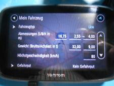 Tomtom Trucker 6000 LKW,PKW,Camper Navigation für Europa 2021.Bluetooth.